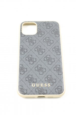 Guess Mobile Phone Case light grey-natural white allover print casual look