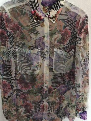 Guess Camicia elegante multicolore