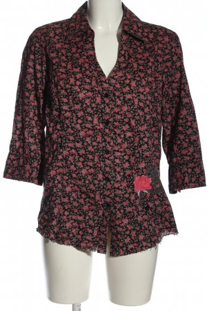 Guess Hemd-Bluse Allover-Druck Casual-Look