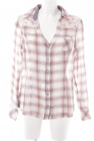 Guess Hemd-Bluse Karomuster Casual-Look