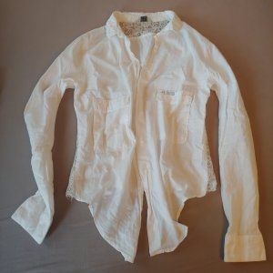 Guess Shirt Blouse white