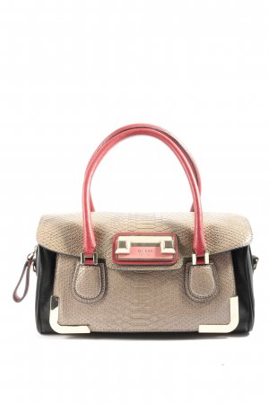 Guess Carry Bag animal pattern casual look