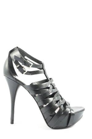 Guess High Heel Sandaletten schwarz Casual-Look