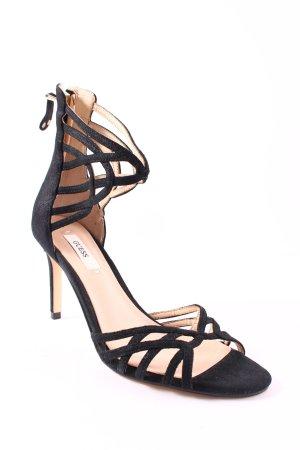 Guess High Heel Sandaletten schwarz