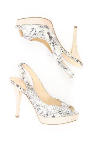 Guess High Heels creme Größe 37