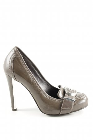 Guess High Heels braun Business-Look