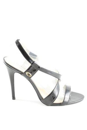 Guess High Heels schwarz Business-Look