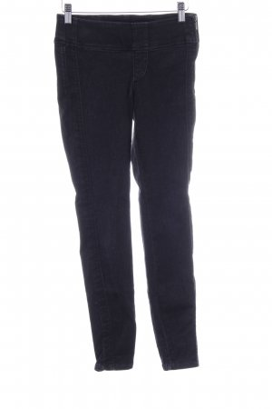 Guess High Waist Jeans anthrazit Jeans-Optik