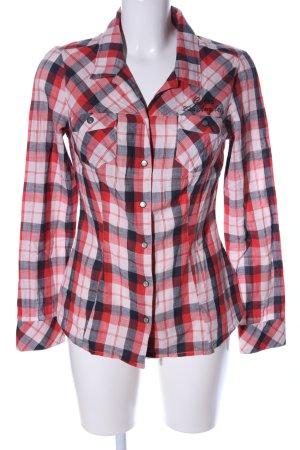 Guess Lumberjack Shirt check pattern casual look