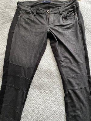 Guess Pantalon taille basse noir