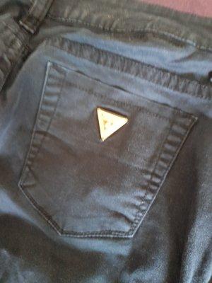 Guess Jersey Pants black
