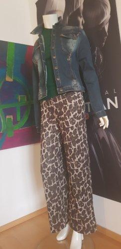 Guess Pantalone a vita bassa multicolore