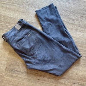 Guess Five-Pocket Trousers grey-dark grey