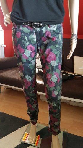 Guess Hose mit coolem Blumenprint, W29