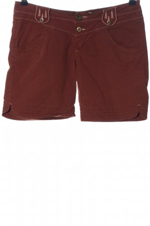 Guess Hot pants rood-room casual uitstraling