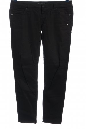 Guess Low-Rise Trousers black casual look