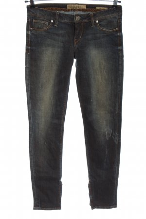 Guess Low-Rise Trousers blue casual look