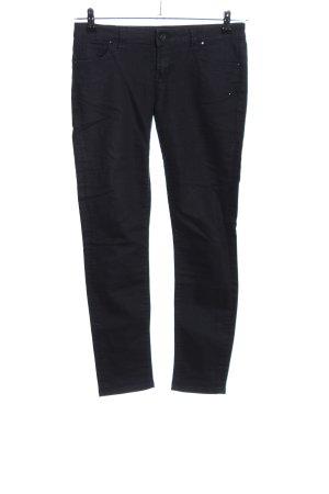 Guess Jeans vita bassa nero stile professionale