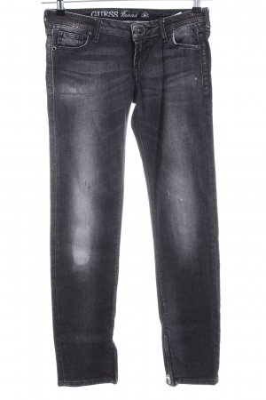 Guess Low Rise Jeans black casual look