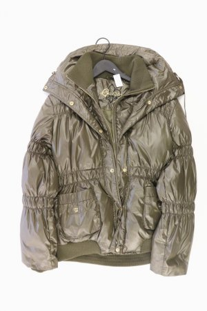 Guess Jacket olive green polyester