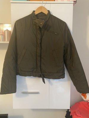 Guess Biker Jacket khaki