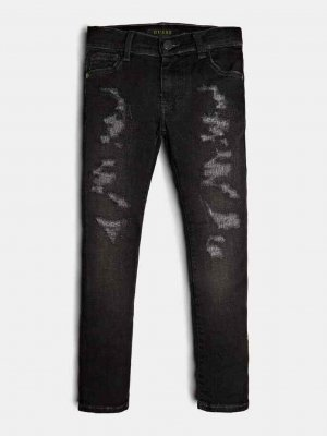 Guess Stretch Jeans anthracite-black