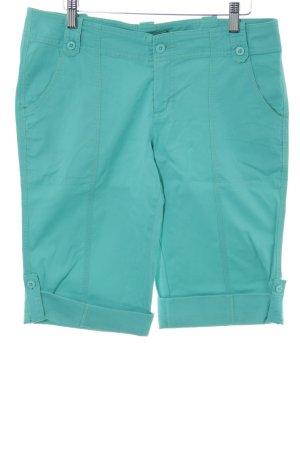 Guess Jeans Bermuda türkis Casual-Look