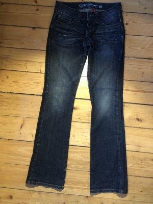 Guess Boot Cut Jeans dark blue