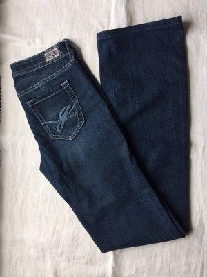 Guess Jeans Vaquero de corte bota multicolor