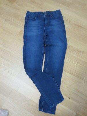 Guess Jeans, Gr. 27, L 32, dk. blau, Strech, Skinny High, wie neu