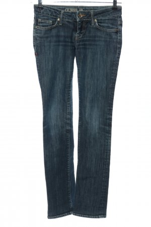 Guess Jeans Vaquero hipster azul look casual