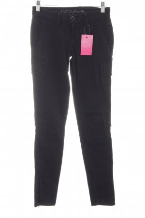 Guess Jeans Skinny Jeans schwarz Casual-Look