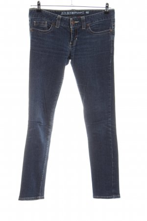 Guess Jeans Skinny Jeans blau Casual-Look