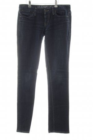 Guess Jeans Skinny Jeans blau Casual-Look