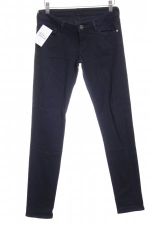 Guess Jeans Skinny Jeans dunkelblau College-Look