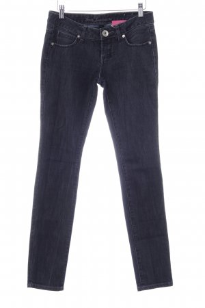 Guess Jeans Vaquero skinny gris oscuro look casual