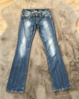 Guess Jeans met bovenstuk staalblauw