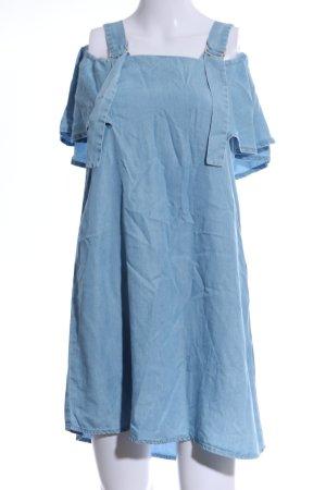 Guess Jeanskleid blau Casual-Look