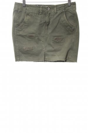 Guess Jeansrock khaki Casual-Look