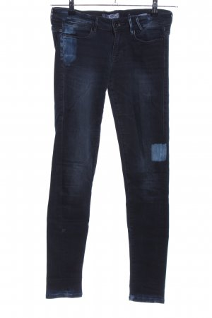 Guess Jeggings blu stile casual