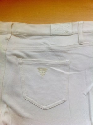 Guess Jeggings natural white-cream modal fibre