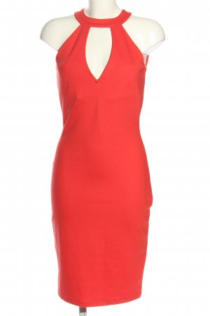 Guess Jerseykleid rot Casual-Look