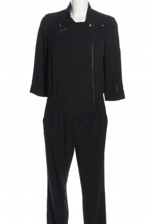 Guess Jumpsuit zwart casual uitstraling