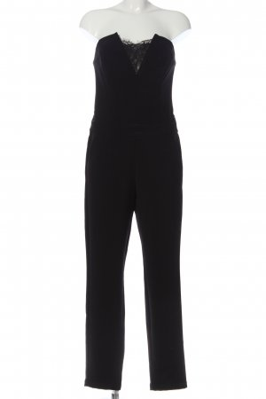 Guess Jumpsuit schwarz Elegant