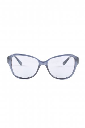 Guess Square Glasses blue-turquoise casual look