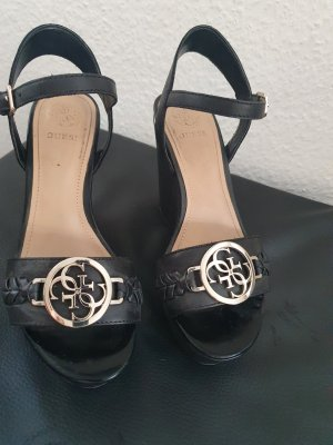 Guess Keilabsatz Sandale