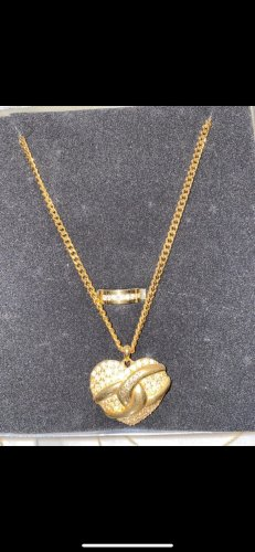 Guess Necklace gold-colored