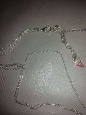 Guess Catena d'argento argento