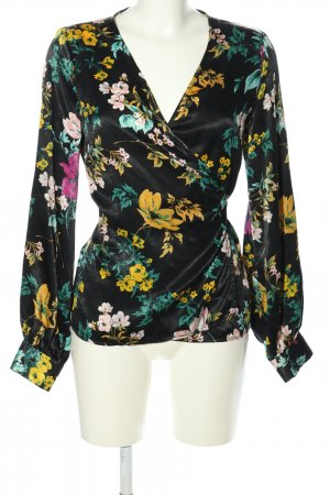 Guess Kimono-Bluse Blumenmuster Casual-Look