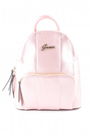 Guess Basisschoolrugzak roze casual uitstraling